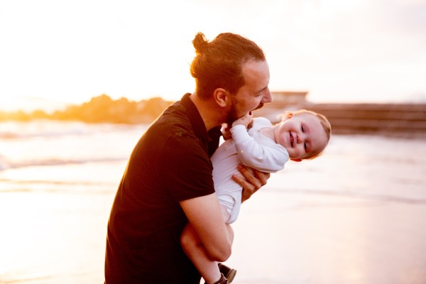 how to make father's day special for husband