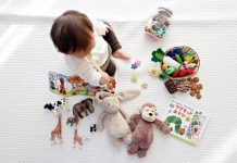 indoor activities to do with toddlers